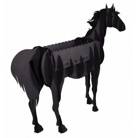 Разборный мангал в виде Коня