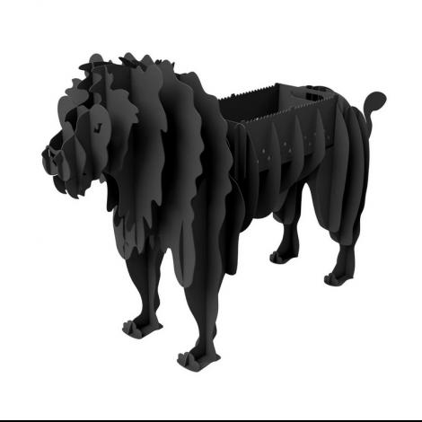 Разборный мангал в виде Льва
